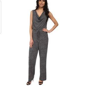 Calvin Klein   NWT Womens Gray Jumpsuit